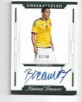 2018 National Treasures Carlos Bacca unparalled Auto /50